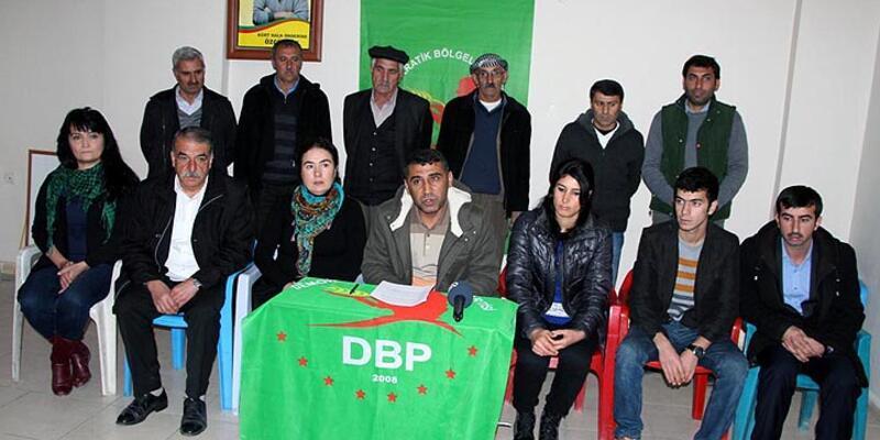 """DBP: """"IŞİD'çiler Şırnak'ta yol kesiyor"""""""