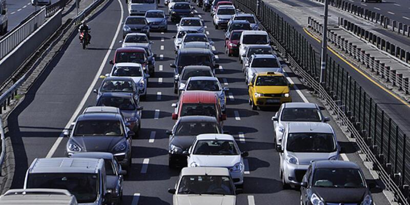 FSM çıkışındaki kaza köprü trafiğini durdurdu