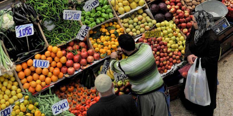 """Merkez Bankası 5 ay sonra """"gıda""""yı sildi"""