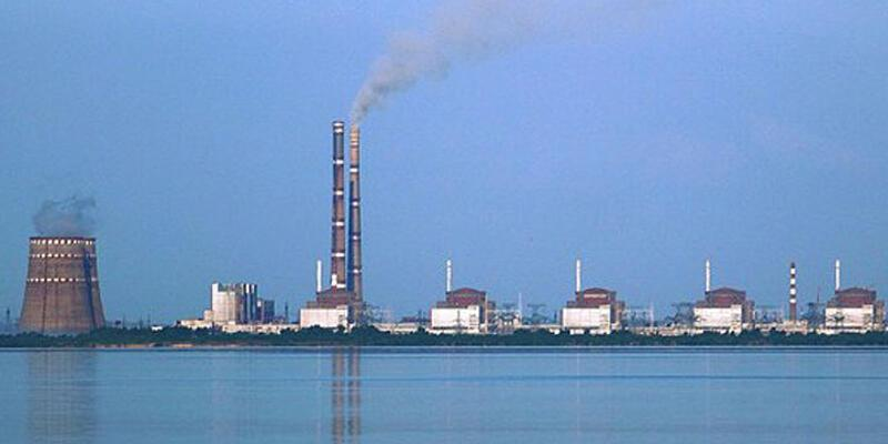 Ukrayna'da nükleer santralde kaza