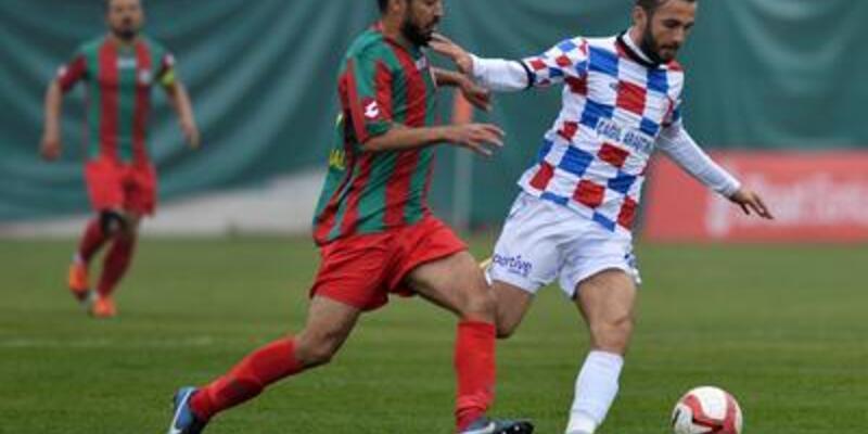 Ziraat Türkiye Kupası: Diyarbakır Büyükşehir Belediyespor: 2 - FBM Makina Balçova Yaşamspor: 2-2