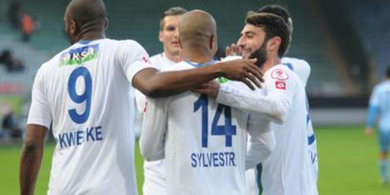 Ziraat Türkiye Kupası: Çaykur Rizespor: 2 - Adana Demirspor: 1