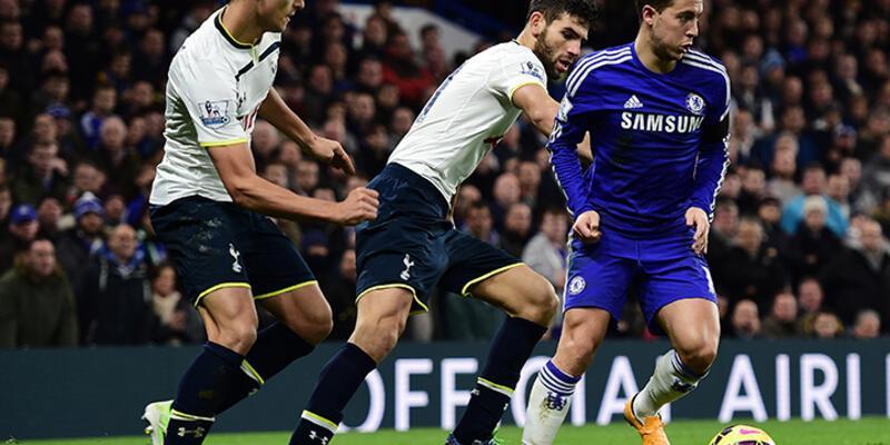 Chelsea Tottenham'ı bombaladı!