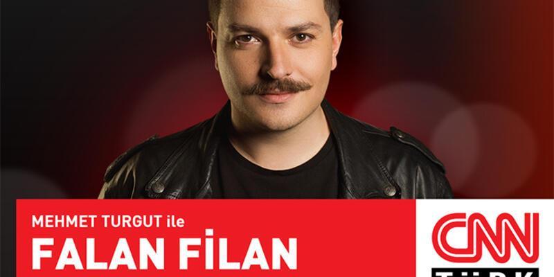 "Mehmet Turgut ile ""Falan Filan"" CNN TÜRK'te"