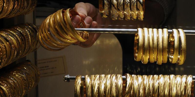 Altın ithalatı yılın en yüksek seviyesinde