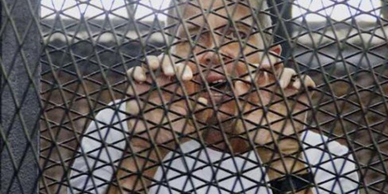 Mısır'da hapiste bulunan gazeteci ülkesinde ödül kazandı