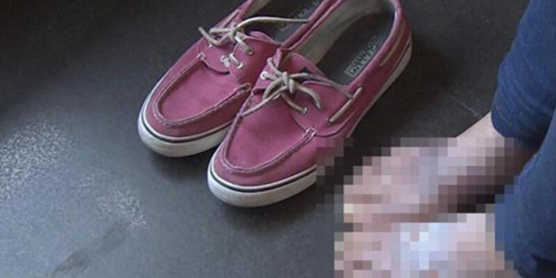 1 firmaya zehirli ayakkabı cezası!