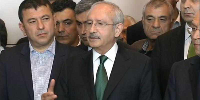 Kılıçdaroğlu'na yumruk atan Övet için yakalama kararı