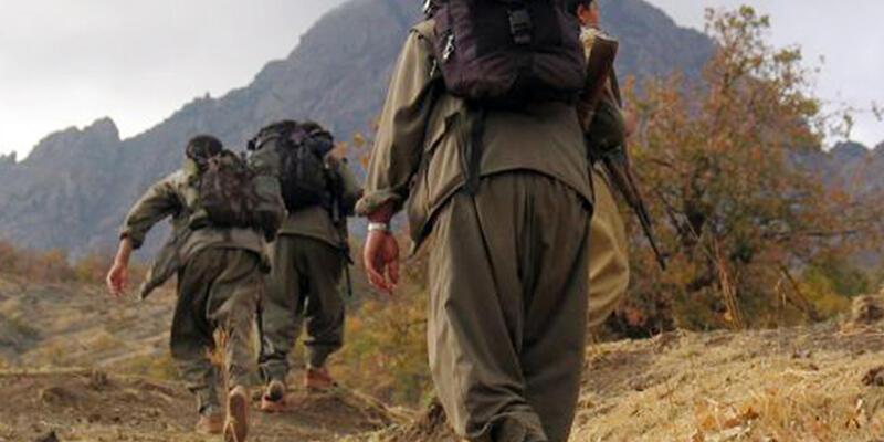 PKK sığınaklarına operasyon!
