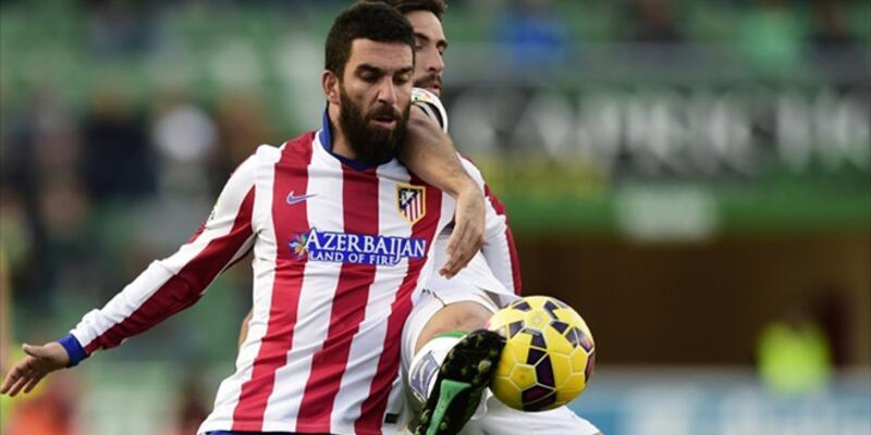 Atletico Madrid Elche'yi rahat geçti: 2-0