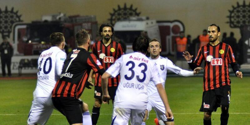 Eskişehirspor - Başakşehir: 0-1