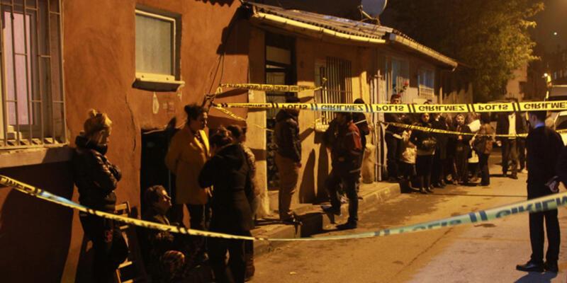 Fatih'te gecekonduda 2 kişi ölü bulundu