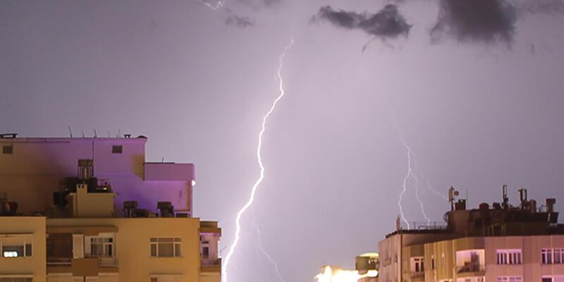 Antalya için yağış uyarısı!