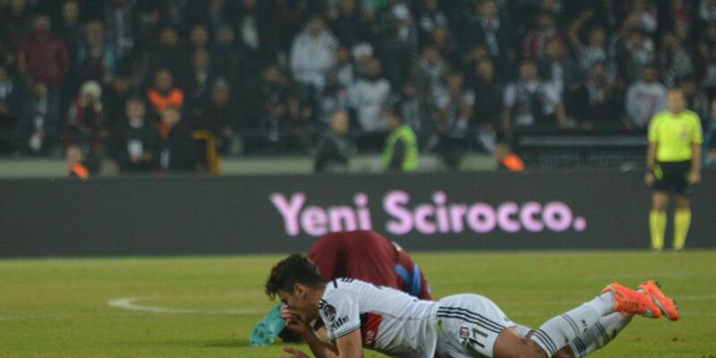 Beşiktaşlı futbolcu Mustafa Pektemek ameliyat edildi