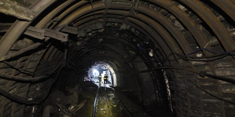 Soma'da işten çıkarılan madenciler