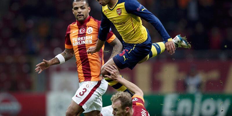 Galatasaray - Arsenal: 1-4