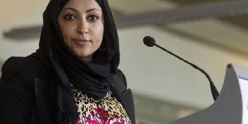Bahreyn'de kadın aktiviste hapis cezası
