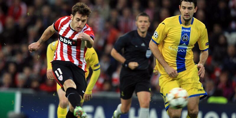 Athletic Bilbao - BATE: 2-0