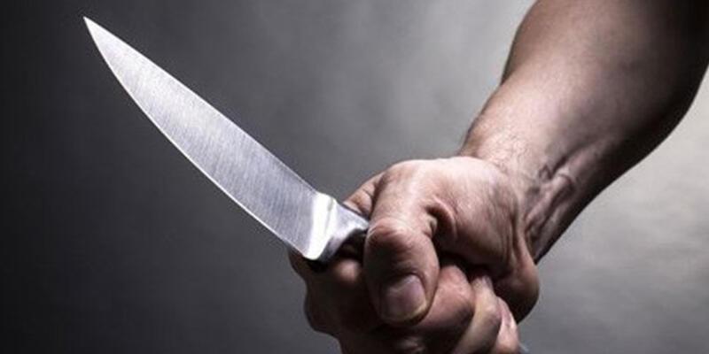 Cezaevinden izinli çıkan koca eşini bıçakladı