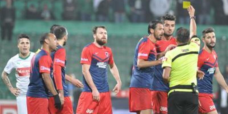 Ziraat Türkiye Kupası: Bursaspor - Mersin İdman Yurdu: 1-1