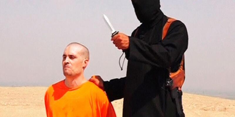 IŞİD infaz ettiği ABD'li gazetecinin cesedini satışa çıkardı