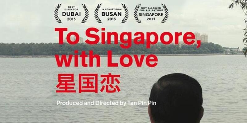 """Yasaklı film """"Singapur'a Sevgilerle"""" Hangi İnsan Hakları? Film Festivali'nde!"""