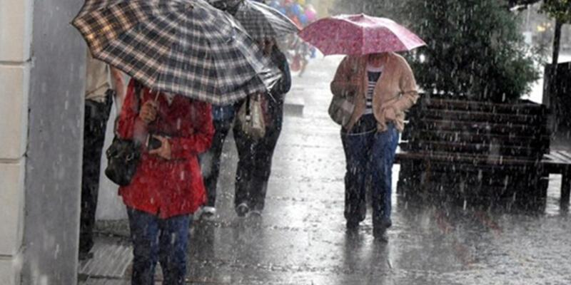 Meteoroloji'den Doğu Karadeniz için 'kuvvetli yağış' uyarısı