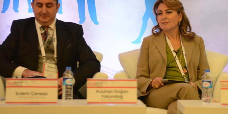 Arzuhan Doğan Yalçındağ: Türkiye'nin gelişmesi anlamında yapacaklarımız var