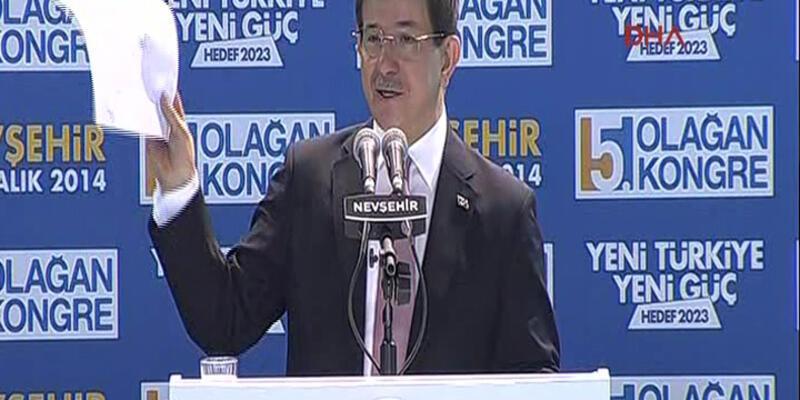 Davutoğlu'ndan Kılıçdaroğlu'na belgeli yanıt