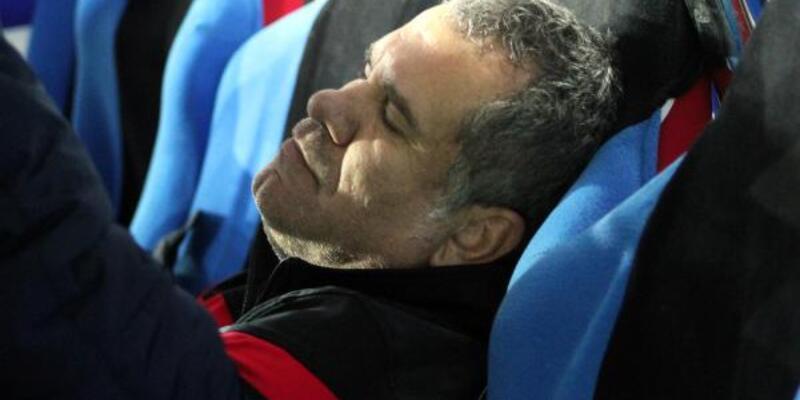 Adanaspor Teknik Direktörü maç sırasında fenalaştı