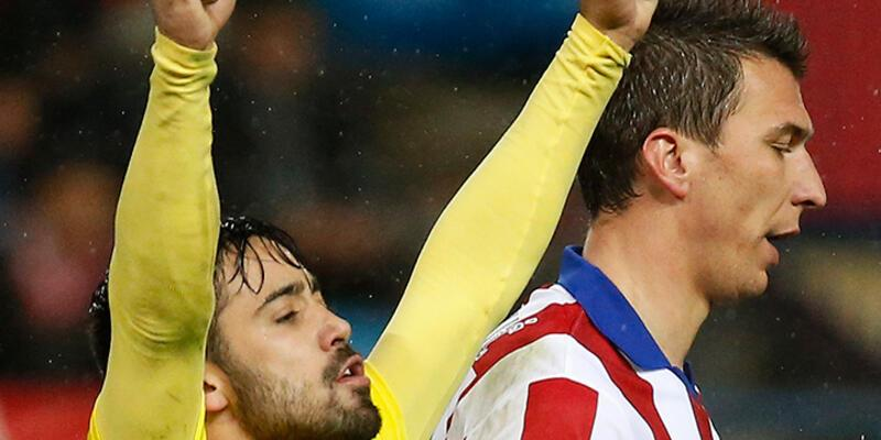Atletico Madrid - Villarreal: 0-1