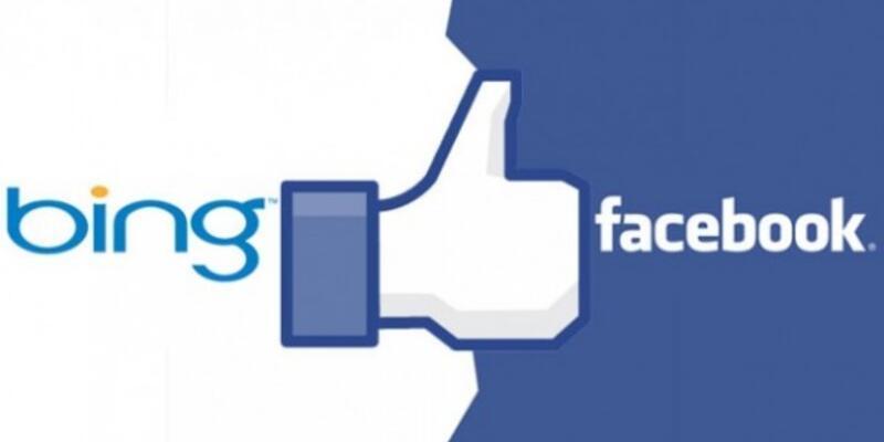 Facebook Bing'den vazgeçti