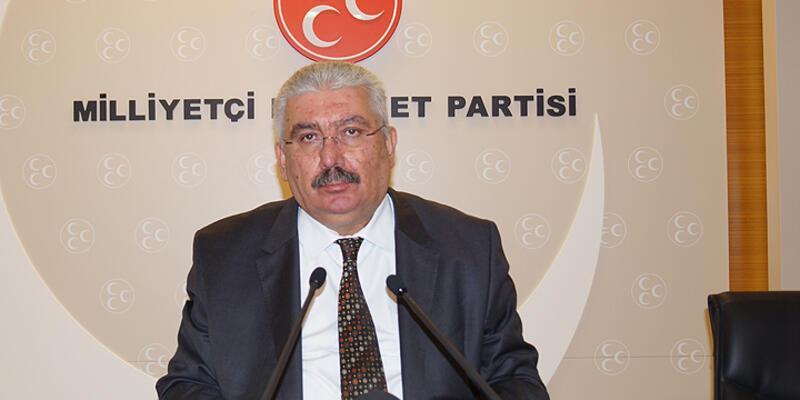 """MHP'den 14 Aralık operasyonu açıklaması: """"Kabul edilemez"""""""