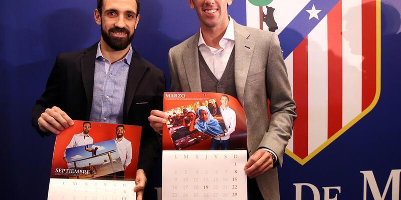 Atletico Madrid'den 2015 yılı takvimi