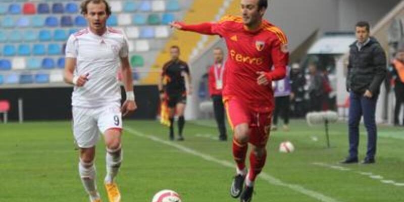 Kayserispor - Altınordu: 3-0