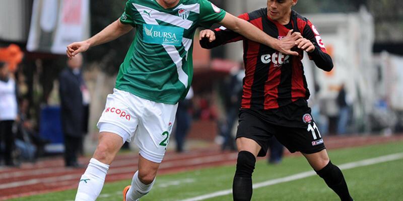Ziraat Türkiye Kupası: Centone Karagümrük - Bursaspor: 1-1