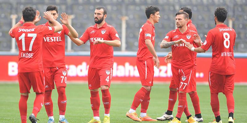 Ziraat Türkiye Kupası: Manisaspor  - Keçiörengücü: 1-0