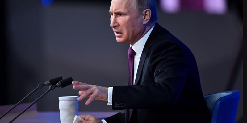 """Putin konuştu: """"Bugünkü durumdan iki yılda çıkarız"""""""