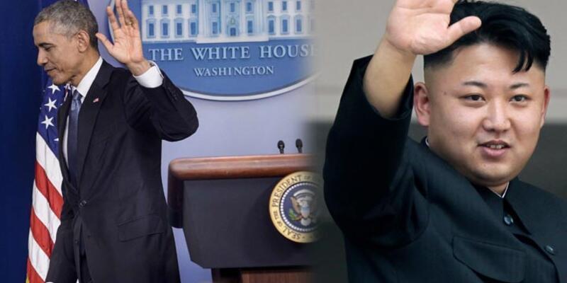 "Kuzey Kore yönetimi Obama'ya ""maymun"" benzetmesi yaptı"