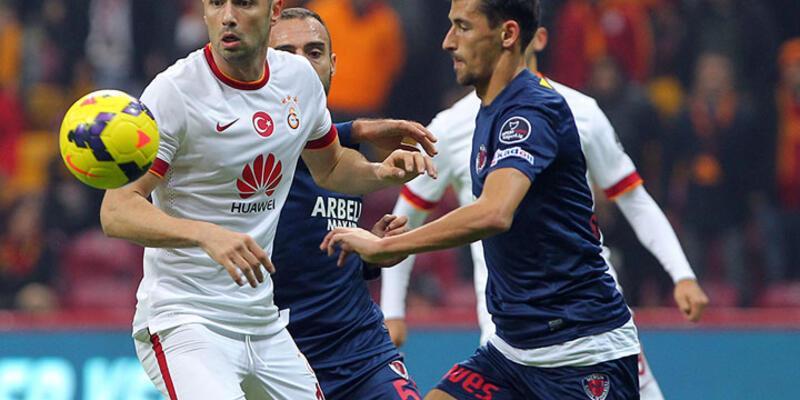 Gol düellosu Galatasaray'ın!