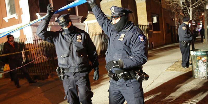 ABD'de polise silahlı saldırı: 2 polis öldürüldü