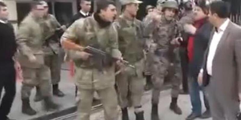 Ankara'da asker-polis gerilimi! Polis, orduevine girmeye çalıştı