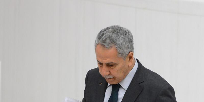 """Bülent Arınç: """"Görev adamıyız emeklilik olmaz"""""""