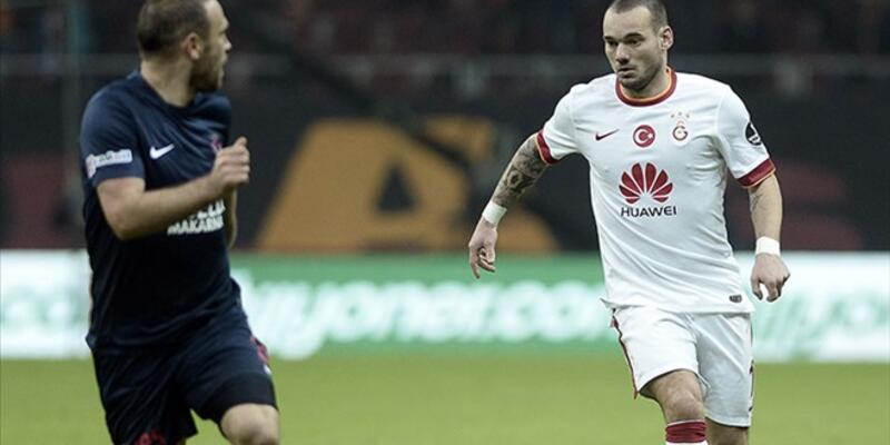 Sneijder New York uçağına binecek ama Manchester'da inecek!