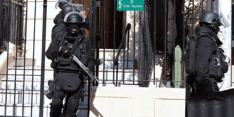 Fransa'da radikal İslamcılara operasyon!