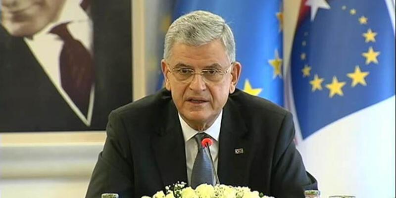 AB Bakanı Volkan Bozkır ABD'ye gidiyor