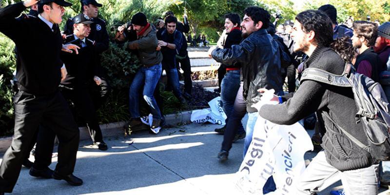 Akdeniz Üniversitesi karıştı