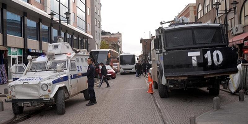 Diyarbakır BŞB'den taşlı saldırıya tepki