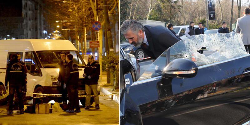 Cüneyt Özdemir'den silahlı saldırılara çarpıcı yorum