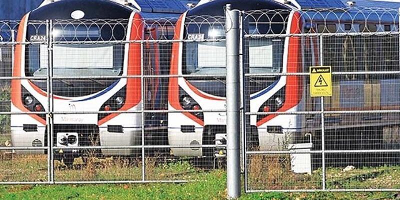 Marmaray için 12 milyon Euroya alınan 38 tren atıl kaldı